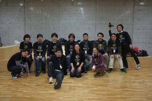 World IA Day 2013 Tokyo Staff