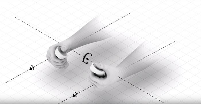 Uniti Steering Control Concept Image