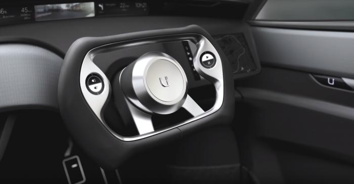 Uniti Steering Wheel