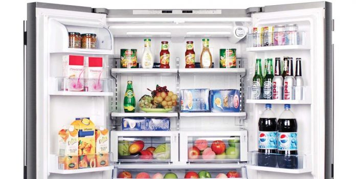 FRENCH DOOR FRIDGE FREEZER